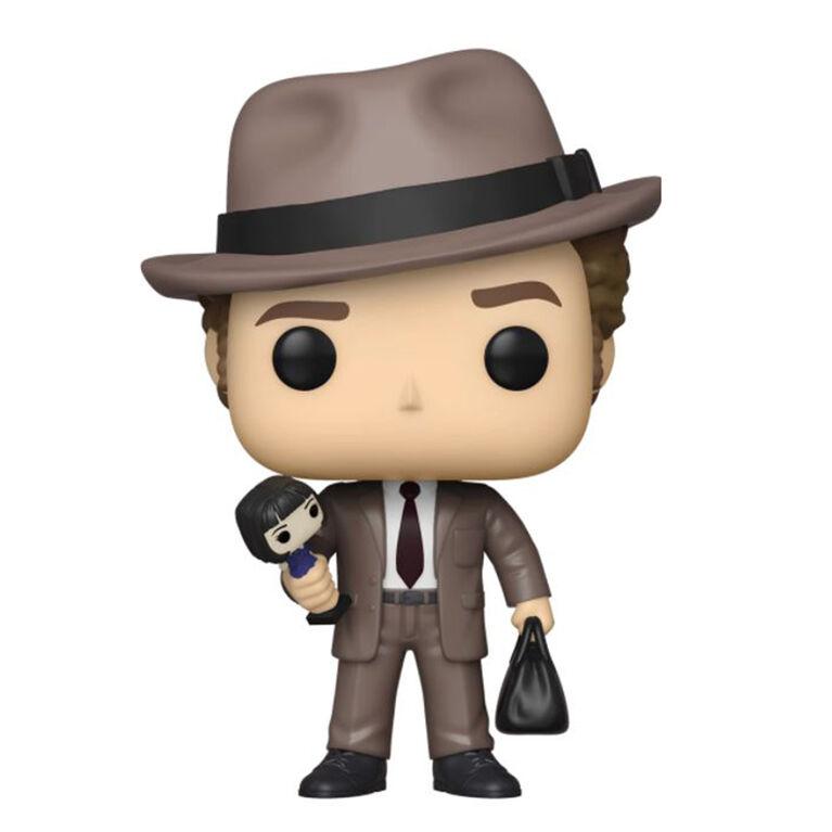 Figurine en Vinyle Good Cop Karmer par Funko POP! Seinfeld - Notre exclusivité