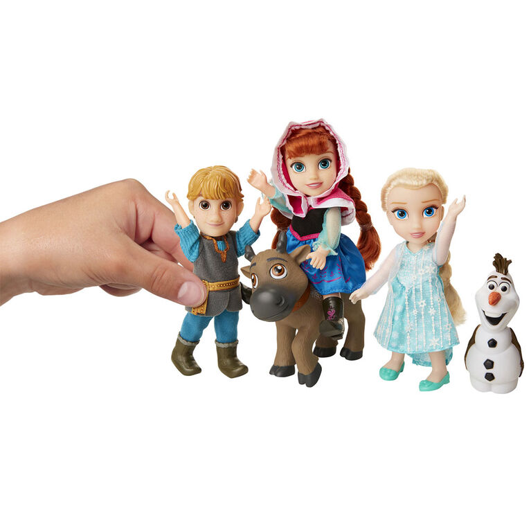 Petite Frozen Cadeaux Personnage