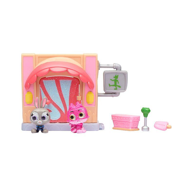 Disney Doorables Mini Stack Playset - Jumbeaux's Café
