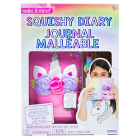 Make It Mine Squishy Diary