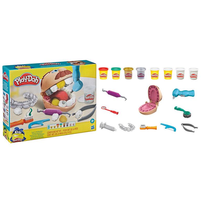 Play-Doh Drill 'n Fill Dentist Toy