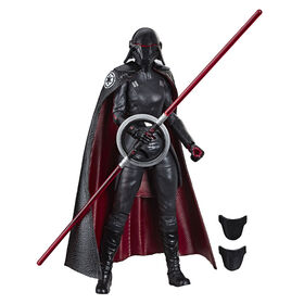 Star Wars The Black Series Second Sister Inquisitor Toy 6-inch Scale Star Wars Jedi: Fallen Order Collectible Action Figure