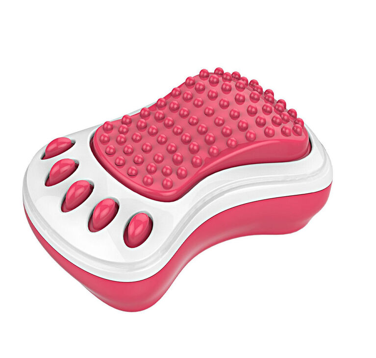 Sharper Image Portable Foot Massager, Pink