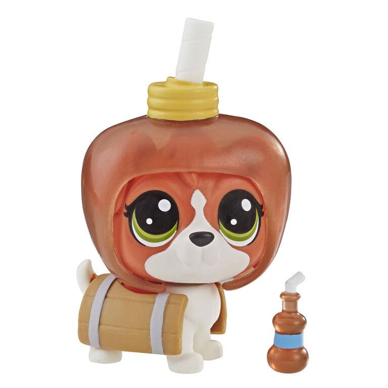 Littlest Pet Shop LPS Thirsty Pets Toys