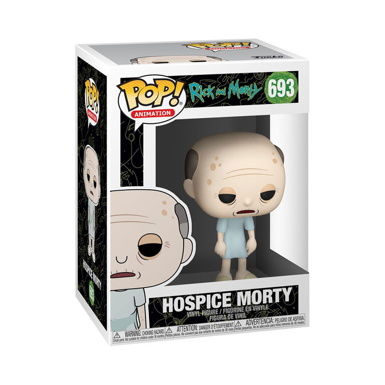 Funko POP! Animation: Rick and Morty - Hospice Morty