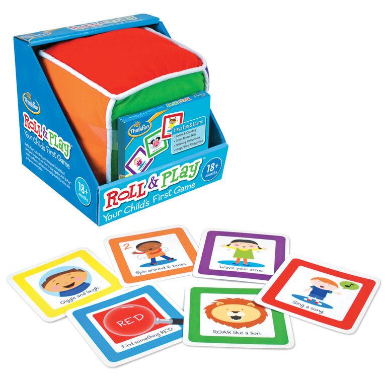 Thinkfun games - Roll & Play