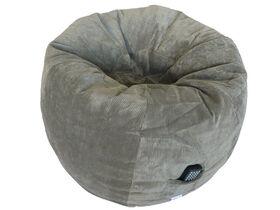 Boscoman - Corduroy Adult Bean Bag - Gray