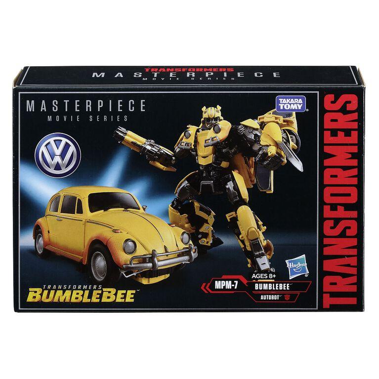 Transformers Masterpiece Movie Series Bumblebee MPM-7 - R Exclusive