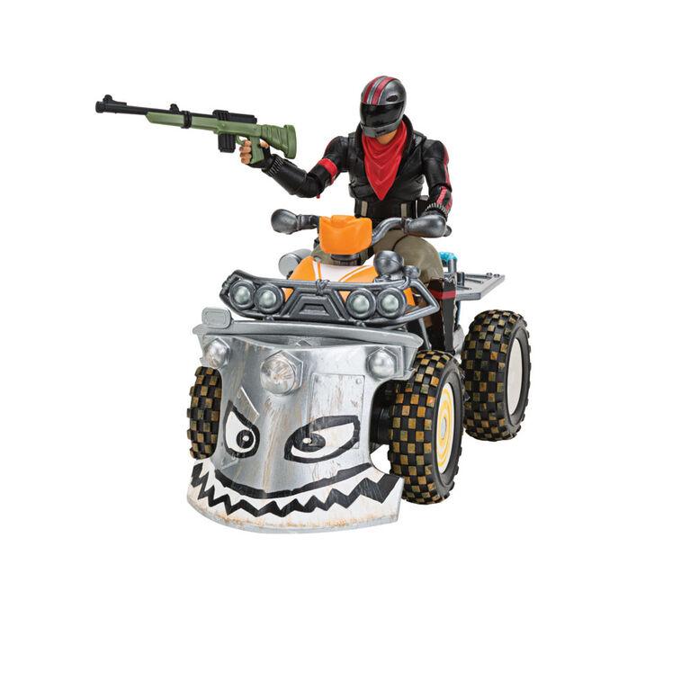 Fortnite Quadcrasher Vehicle - English Edition