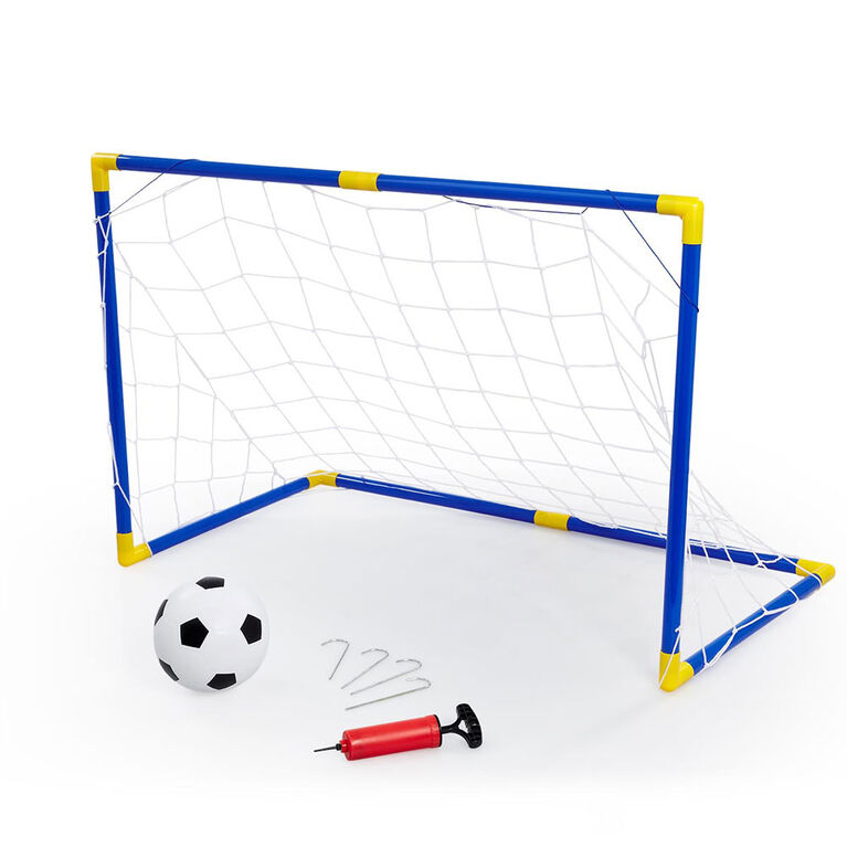 Out and About Mini Soccer Goal