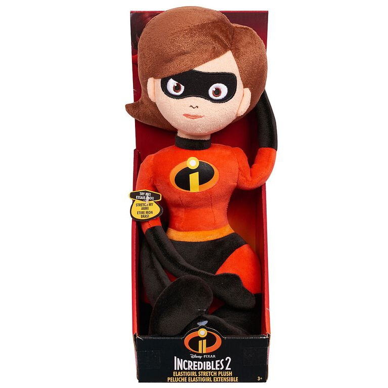 The Incredibles Elastigirl Stretch Plush