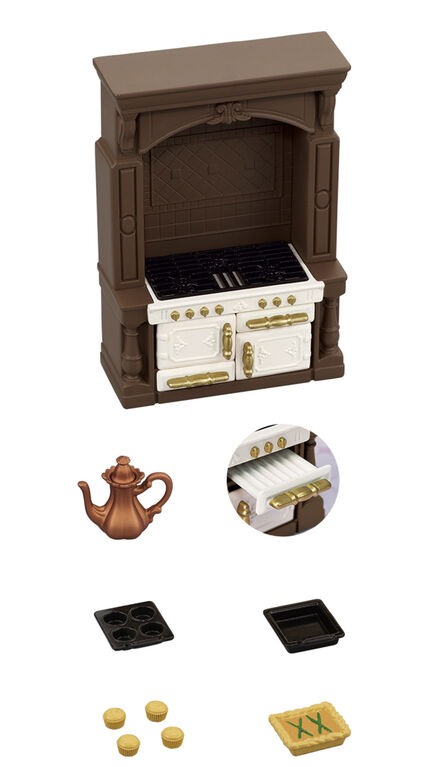 Calico Critters Gourmet Kitchen Set