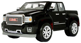 12 Volt GMC Sierra Ride On - Black
