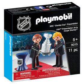 Playmobil - NHL Stanley Cup Presentation (9015)