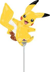 Pikachu Mini Shape Air-Filled Balloon