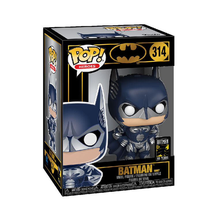 Funko POP! Heroes: DC Comics - Batman (1997)