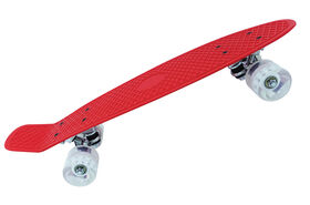 Avigo - Retro Skateboard - Red