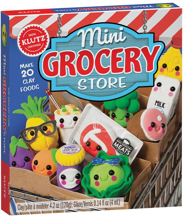 Klutz - Mini Grocery Store - English Edition