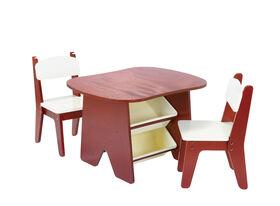 Imaginarium Home - Ensemble de table et 2 chaises