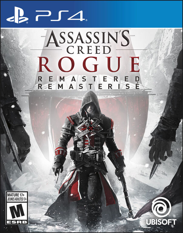PlayStation 4 - Assassin's Creed Rogue Remastered