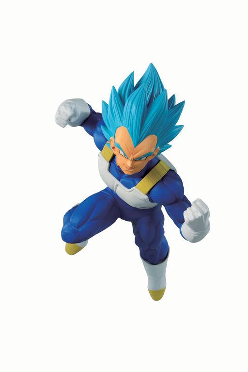 Dragon Ball - S.Saiyan God S. Saiyan Vegeta Fig. - English Edition