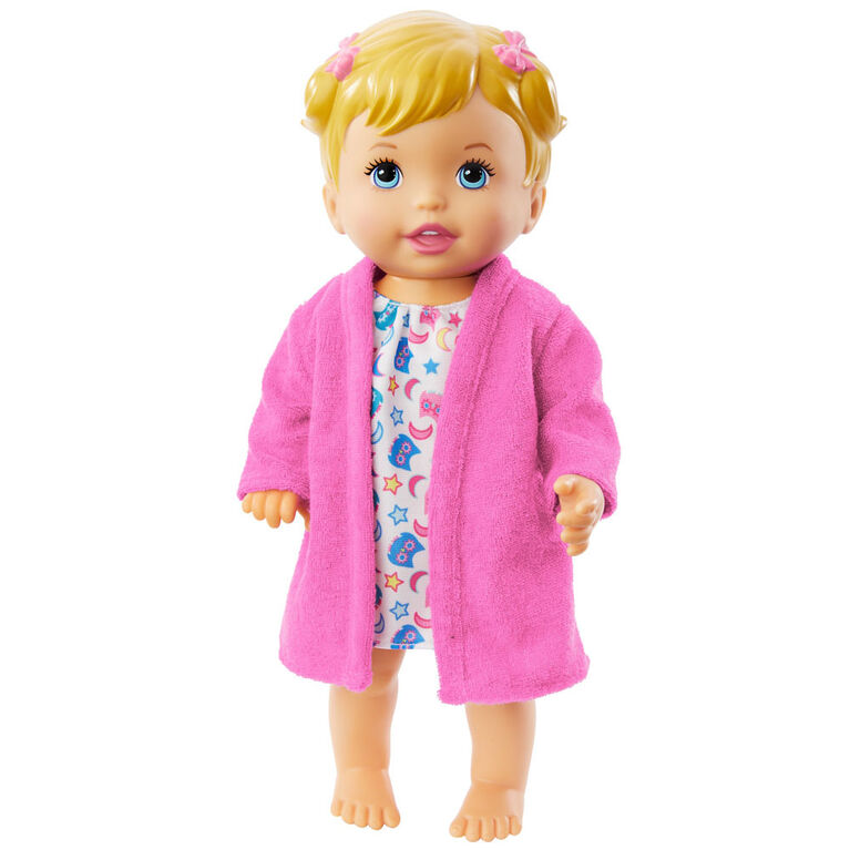 Little Mommy - Poupée Betty Qui Se Prépare