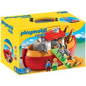 Playmobil 1.2.3 - Take Along Noah's Ark (6765)