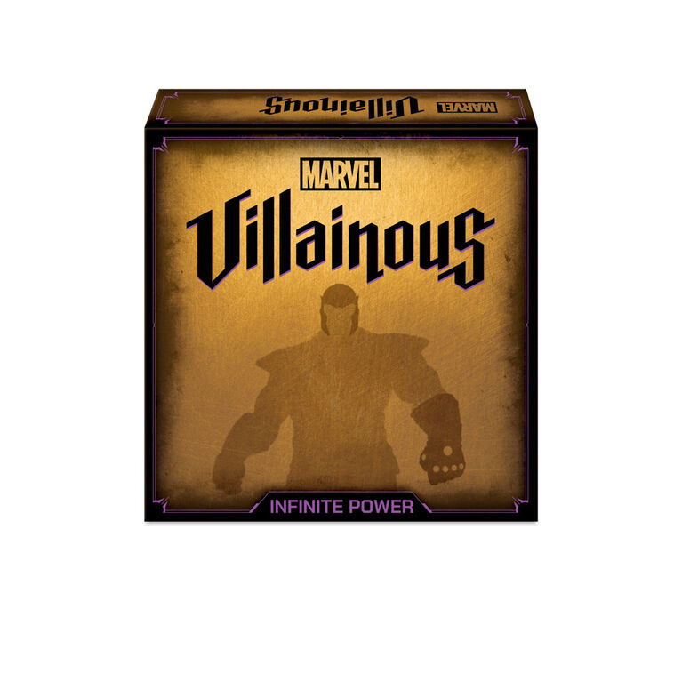 Ravensburger - MARVEL Villainous - Infinite Power - English Only