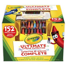 Crayola - Collection de crayons complète