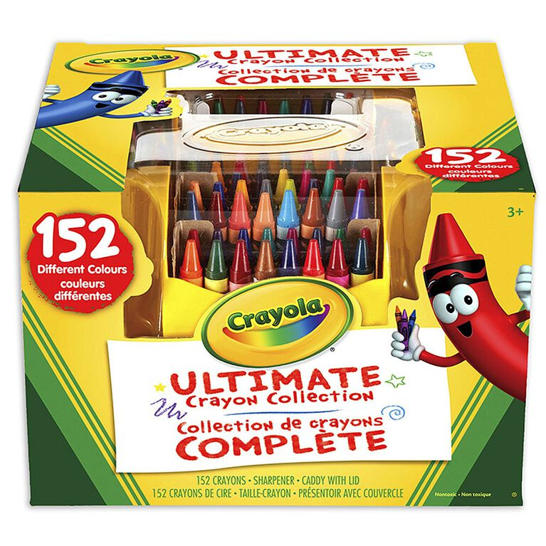 Crayola - Ultimate Crayon Collection