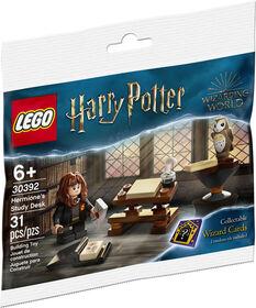 LEGO Harry Potter Le bureau d'Hermione 30392
