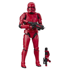 Star Wars The Black Series Sith Trooper 6-inch Scale: The Rise of Skywalker Collectible  063061