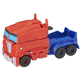 Transformers Cyberverse 1 - Step Changer Optimus Prime