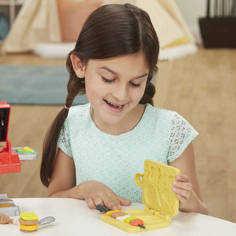Play-Doh Kitchen Creations Le roi du gril