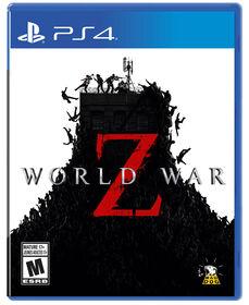 PlayStation 4 - World War Z