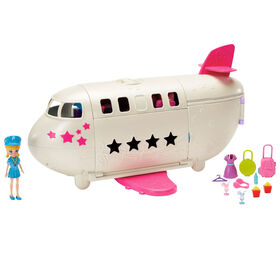 Polly Pocket Flying Fabulous Jet - R Exclusive