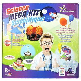 Science4you - Méga kit scientifique.