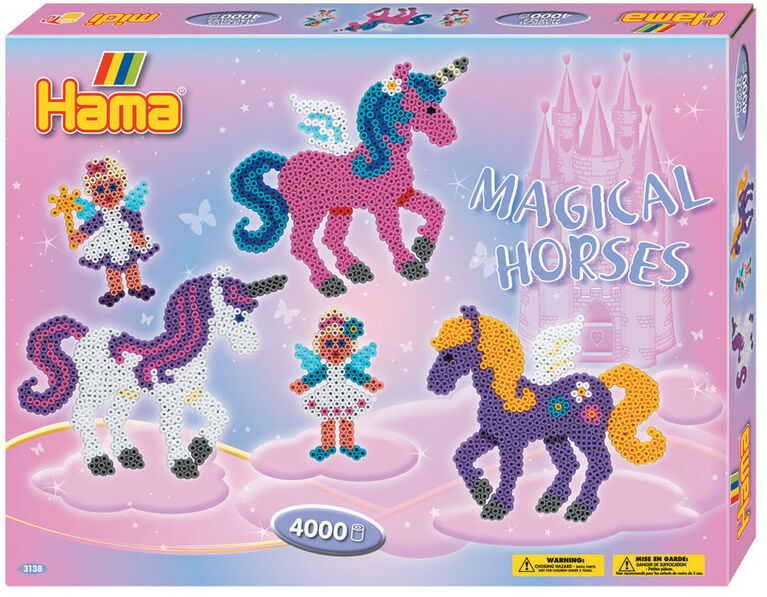 Magical Horses - English Edition