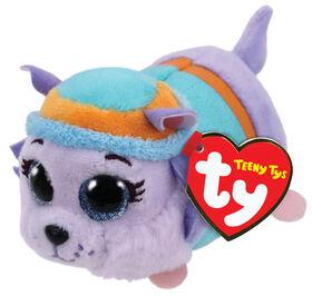 Teeny Tys Paw Patrol Everest Husky Dog