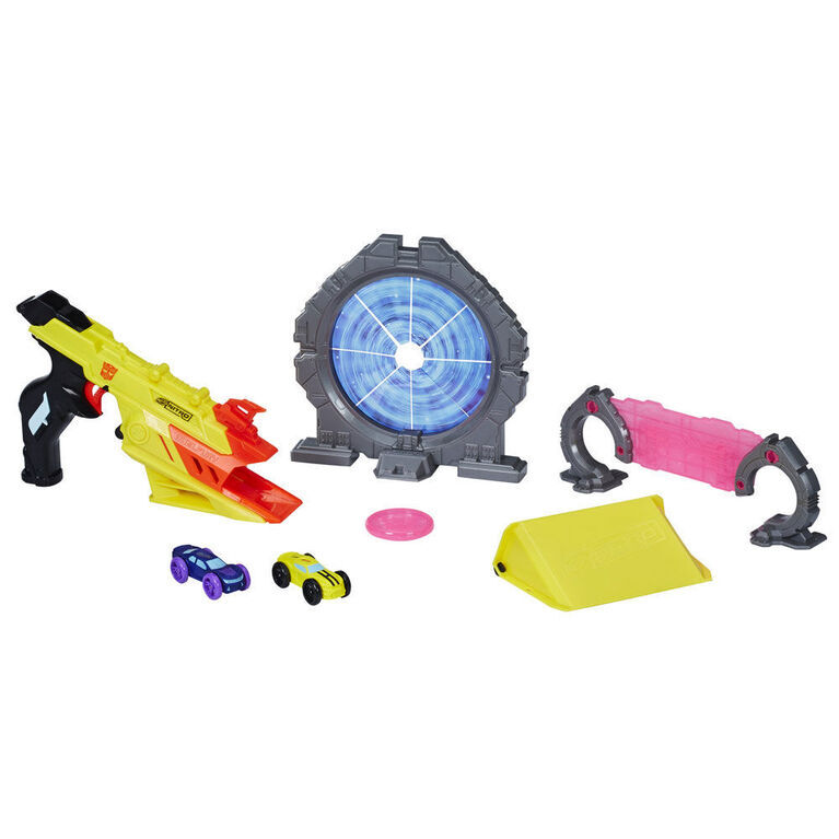 Nerf Nitro Transformers Bumblebee Speedblast - R Exclusive