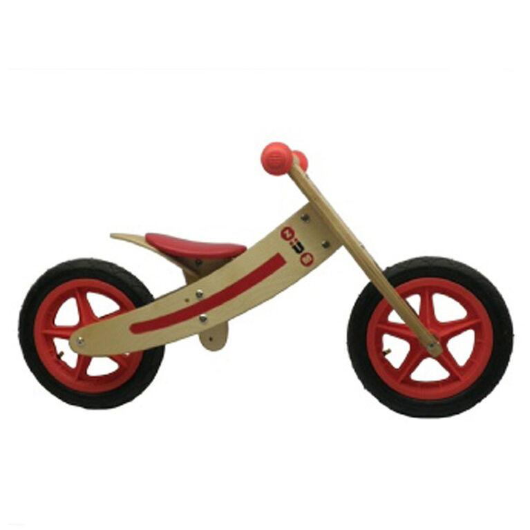 ZUM Toyz, Balance Bike, Wooden Bike