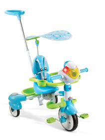 Vtech - 4-in-1 Stroll & Grow Tek Trike™ - French Edition