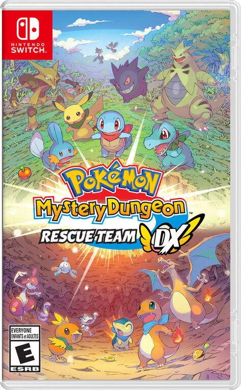 Nintendo Switch - Pokémon Mystery Dungeon: Rescue Team DX