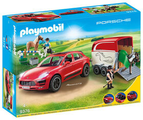 Playmobil - Porsche Macan GTS