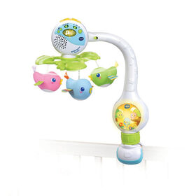 VTech Soothing Songbirds Travel Mobile  - French Edition