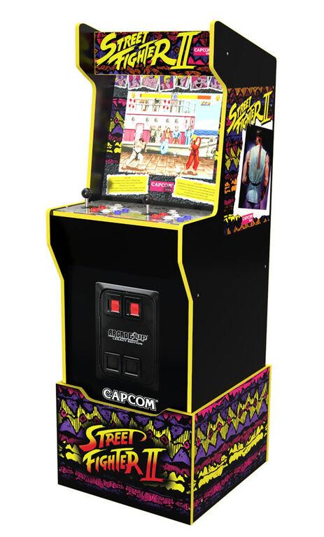Arcade1UP Armoire d'arcade Capcom Legacy Edition