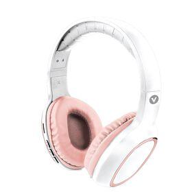 Casque d'écoute Bluetooth de Vivitar - or