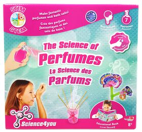Science4you: The Science of Perfumes