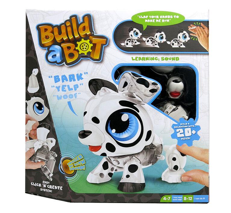 Build A Bot - Dalmatian