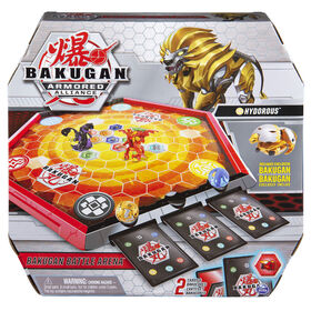 Bakugan Battle Arena, Game Board with Exclusive Gold Hydorous Bakugan